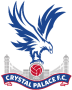 The latest club badge, which was revealed in May 2013, was designed with the 1973 crest in mind. The towers, glass building and eagle were all retained in the design, with the badge given a fresher, modern feel thanks to the use of modern technology, with a simplified version depicting just the eagle and the ball being used on casual clothing and other merchandise.